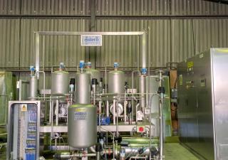Miteco 30,000 l/h Soft Drink Blending Plant