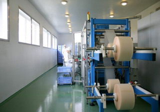Kiefel Medical Pvc Blood Bags Production Line