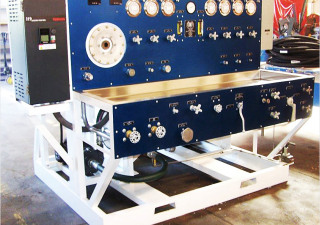 TS103K-PTS-S4 Open Style Hydraulic Test Stand