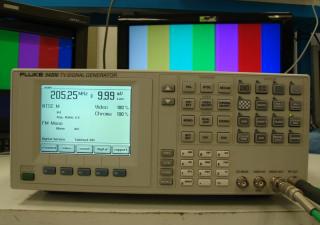 Fluke 54200 Fluke TV Signal Generator