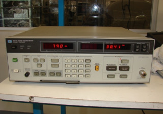 Hewlett Packard 8970B Noise Figure Meter