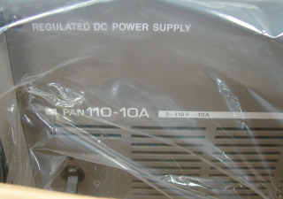 Kikusui PAN110-10A Power Supply