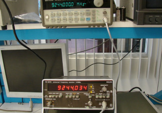 Philips PM6676 Frequency Counter