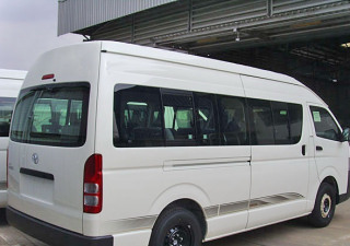 TOYOTA HIACE  MINI BUS HIACE
