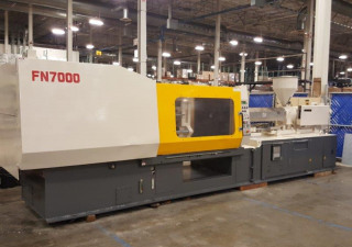Nissei FN7000 Injection Molding Machine (1998)