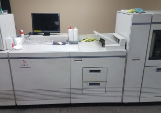 Xerox DocuPrint 2000 Series 180 EPS
