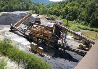 Jeffrey 45 FT Coal Washer Plant