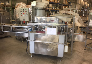 C E King ISEC 200 press-on capper