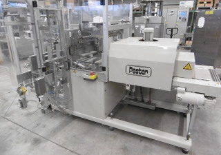 Pester PEWO-pack 450SN collator shrink wrapper