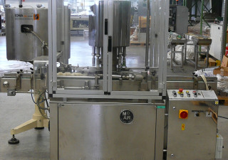 MAR VM8-DT bung inserting machine for vials