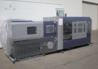 CSD AB2-2L Injection Molding & 2 Cavity Blowing System