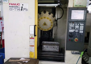 Fanuc Robotdrill center  T14iFb