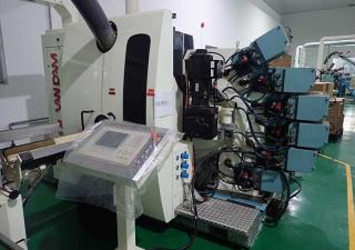 Van Dam CM 408 M Cup Printing Machine