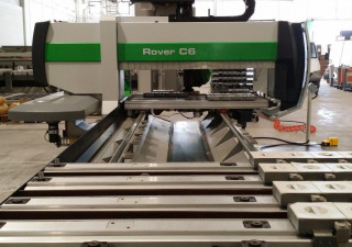 Biesse Rover C6.50 5 axies Machining Center