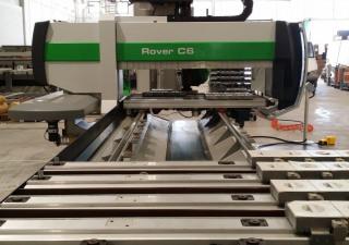 Biesse Rover C6.50 5 axies Machining Center