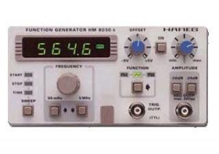 HAMEG HM8030-3 WITH 8021-3