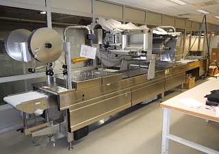 Multivac R-530 Thermoforming Machine