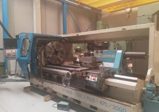 Geminis CNC 5 PLUS 870 x 2000
