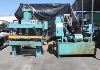 Denison Multipress 150 Ton 4.P