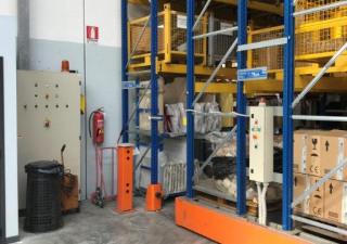 Bonifacio Storage system