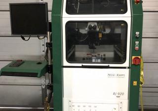Hesse & Knipps Bondjet 920 Wire Bonder