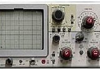 Tektronix 326
