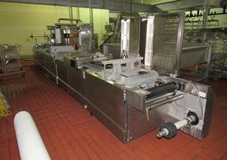 Tetra Laval 680 Tiromat Rollstock Packager
