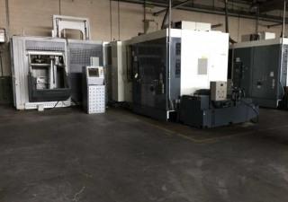 HORIZONTAL MACHINING CENTER KITAMURA HX500I