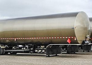 Wesmor 23200 Gal. Natural Gas or Propane 3-Axle Portable Storage Tank Trailers