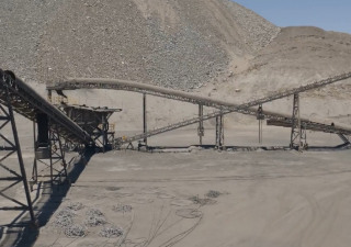 Sandvik Iron Ore Crushing Plant