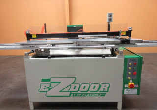 FLETCHER E-Z DOOR RAISED PANEL DOOR MACHINE