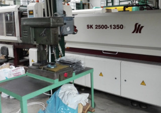 Sächsische kunststofftech SK2500-1350-2MC