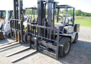 Komatsu FG-45 Forklift