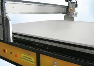 NoktaCNC Nx714Pro - 2100*2800 CNC ROUTER / NEW