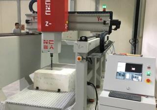NoktaCNC Nc5A - 2500*1000*1000 / CNC ROUTER MARBLE - NEW