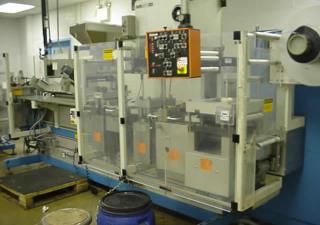 Uhlmann UPS-2-ET HORIZONTAL AUTOMATIC BLISTER