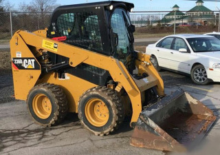 Caterpillar 236D Skid Steer