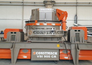 CONSTMACH VSI CRUSHER - BRAND NEW – CALL NOW