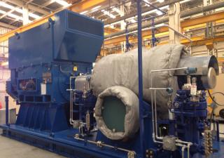 Flowserve Centrifugals pumps (24 x 29 DVS)