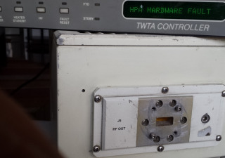 Xicom XTU200K 200W TWTA 13.75-14.5 with BUC
