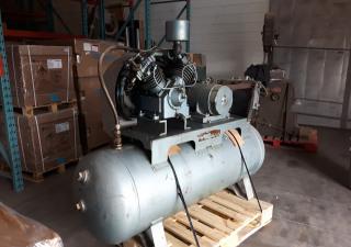 American  Kellogg 10 hp  Compressor