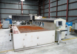Flow - waterjet cutting system