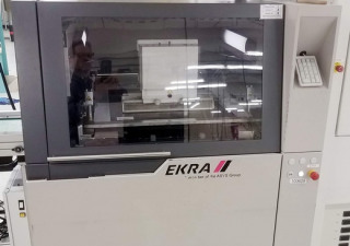 EKRA XACT4 Screen Printer