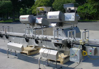DT Industries/Kalish SWIFTPACK tablet/capsule bottling line