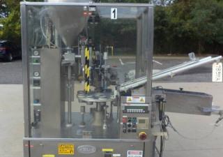 Kalix KX-70 Hot Air Plastic Tube Filling/Sealing Machine