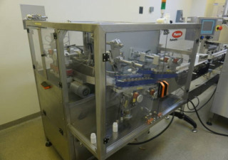Pharma Packaging Systems, Aesus, Pillar Fully Automatic Tablet/Capsule Bottling Line