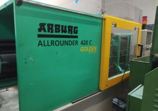 Arburg 420 C 1000 - 290