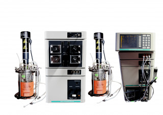 New Brunswick BioFlo110 Fermentor and Bioreactor with Primary Control Unit and two Vessels