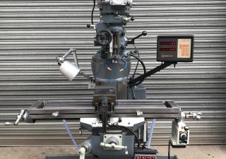 Bridgeport Variable Speed Milling Machine