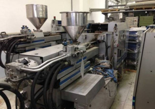 INJECTION MOLDING MACHINE SMITH 148-T